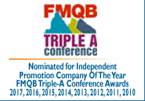 2010 Nominee - Independent Promotion Company Of The Year
