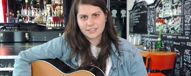 Weekends were made for acoustic Alex Lahey music