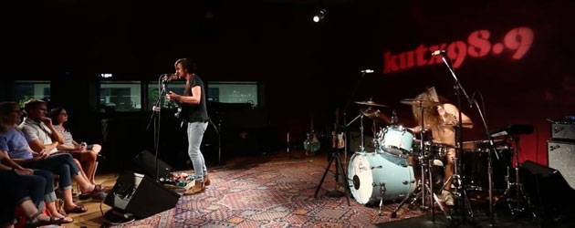 Black Pistol Fire rocks out for KUTX and VuHaus