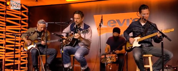 The Levi's Lounge is a Lucky place to see JD McPherson