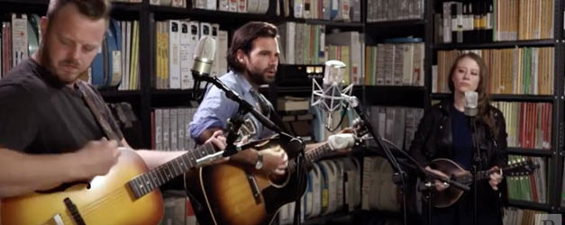 The Lone Bellow shine at their Paste session