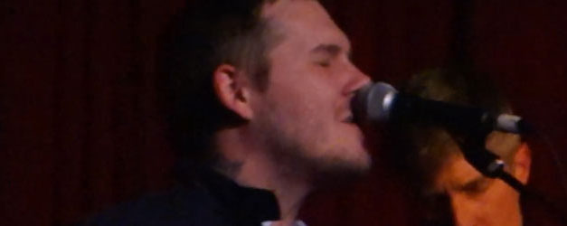 Brian Fallon gets captured in Los Angeles