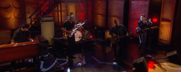 JD McPherson gets Lucky on Conan