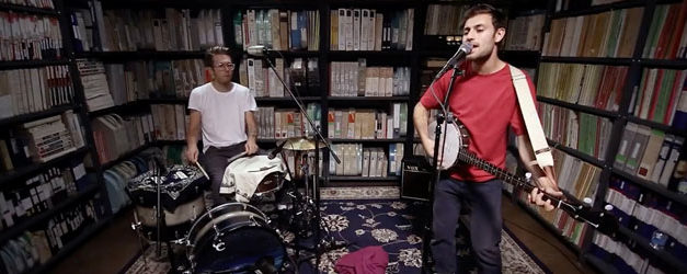 Paste and Daytrotter host a stellar Yoke Lore session