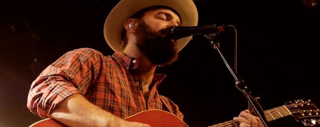 Drew Holcomb goes acoustic for Amazon's Love Me Not