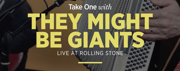 Rolling Stone rolls with They Might Be Giants