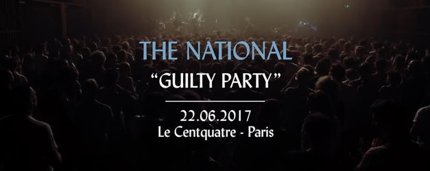"Pitchfork spotlights The National's ""Guilty Party"""