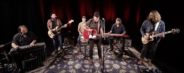 American Aquarium sets up shop at Paste