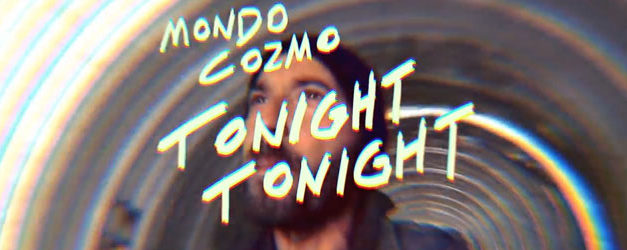 Mondo Cozmo cuts a lyric video on the cheap