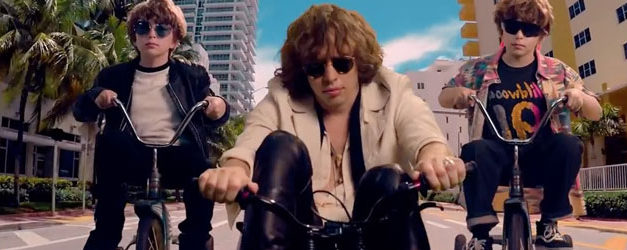 """Barns Courtney levels up in his new """"99"""" video"""