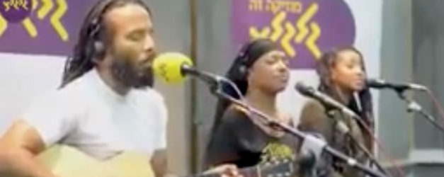 Ziggy Marley strips down Circle Of Peace