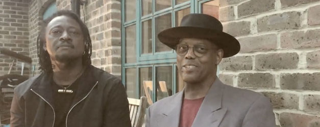 Eric Bibb and Habib Koite discuss Global Griot