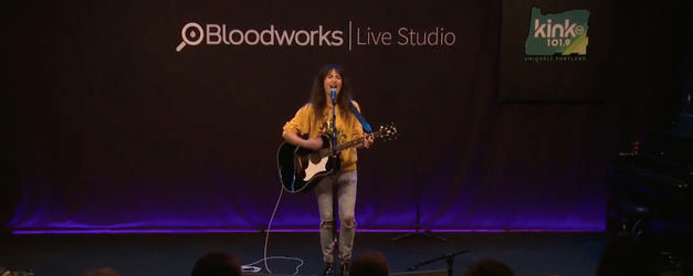 KT Tunstall takes the stage at KINK
