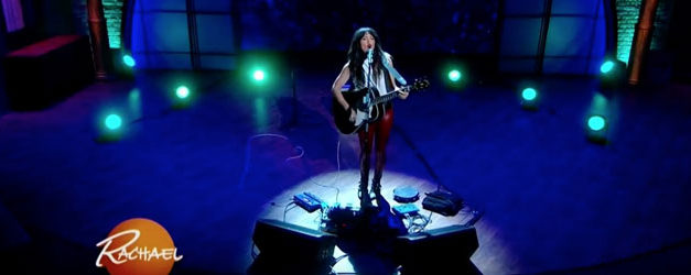 Rachael Ray makes way for KT Tunstall