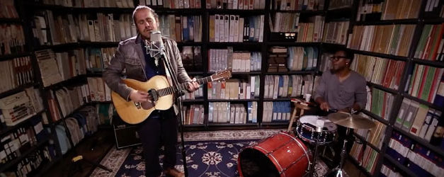 Citizen Cope seeks Justice at Paste