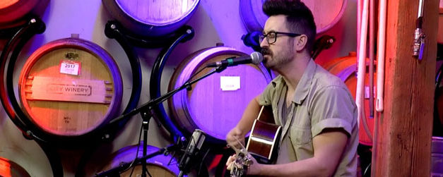 Sean McConnell visits City Winery's Cellar