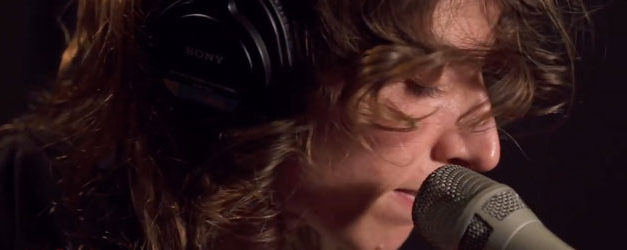Aldous Harding brings The Barrel to WFUV