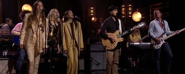 Vampire Weekend's Life takes them to The Tonight Show
