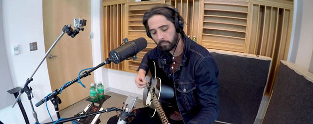 Ryan Bingham asks questions at KCSN