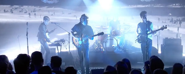 Calm Down, here's the Pete Yorn performance from Kimmel