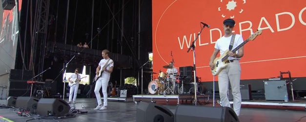 Wilderado gives a Surfire great performance at Lollapalooza