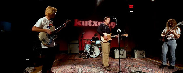 KUTX welcomes Dan Luke and the Raid