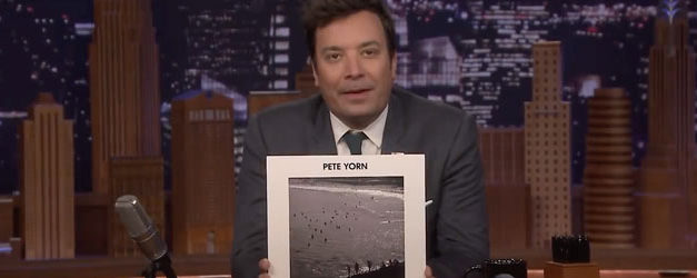 Jimmy Fallon welcomes Pete Yorn