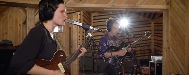 Big Thief spends time in the Bunker