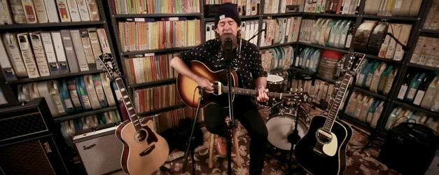 G. Love Goes Crazy at Paste