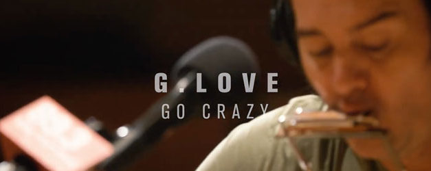 G. Love goes Crazy at The Current