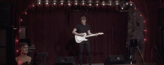 Please check out the new Teddy Thompson video