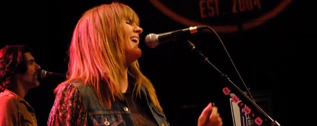 Grace Potter came back for Free At Noon