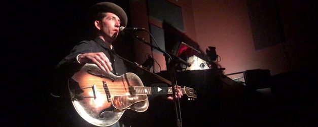 Pokey LaFarge brings his Rope to the stage