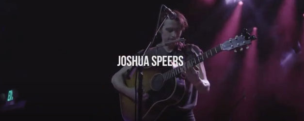 Take a look at Joshua Speers in concert
