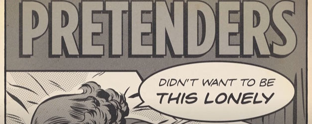 Pretenders get the comic book treatment