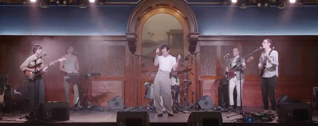 Perfume Genius finds his way to Fallon