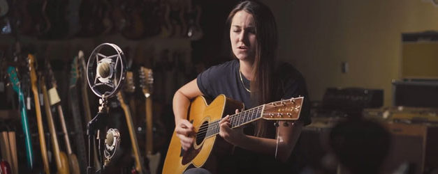 Katie Pruitt goes vintage to go acoustic