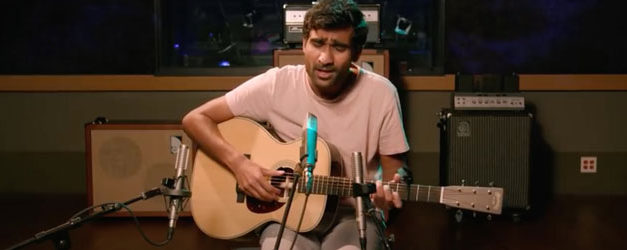 Prateek Kuhad makes a Cold/Mess for Audiotree