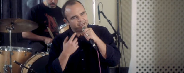 Future Islands loom large for Tiny Desk