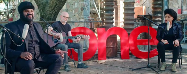 The BBC is live with Moby and friends