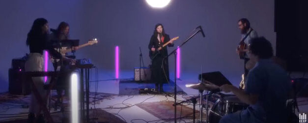 Lucy Dacus goes Home for KEXP