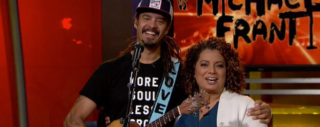 Good Day welcomes Franti's Good Day